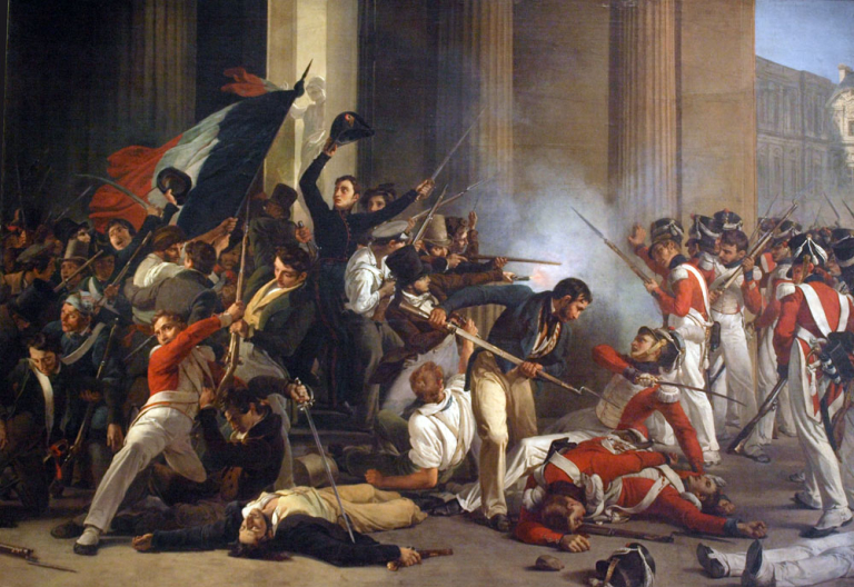 historical factors of the french revolution essay Sample of the french revolution essay samples → history → the french revolution → buy one of the major factors that contributed to the french revolution.