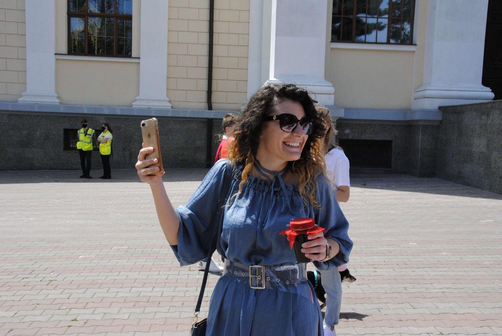 День рождения партии Шария в Одессе