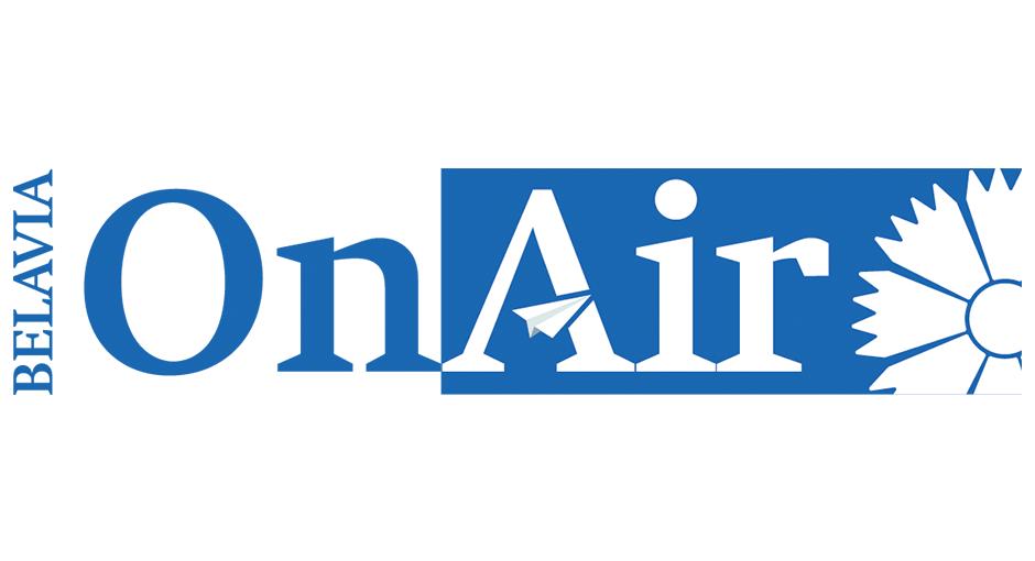 Картинки по запросу on air журнал минск лого