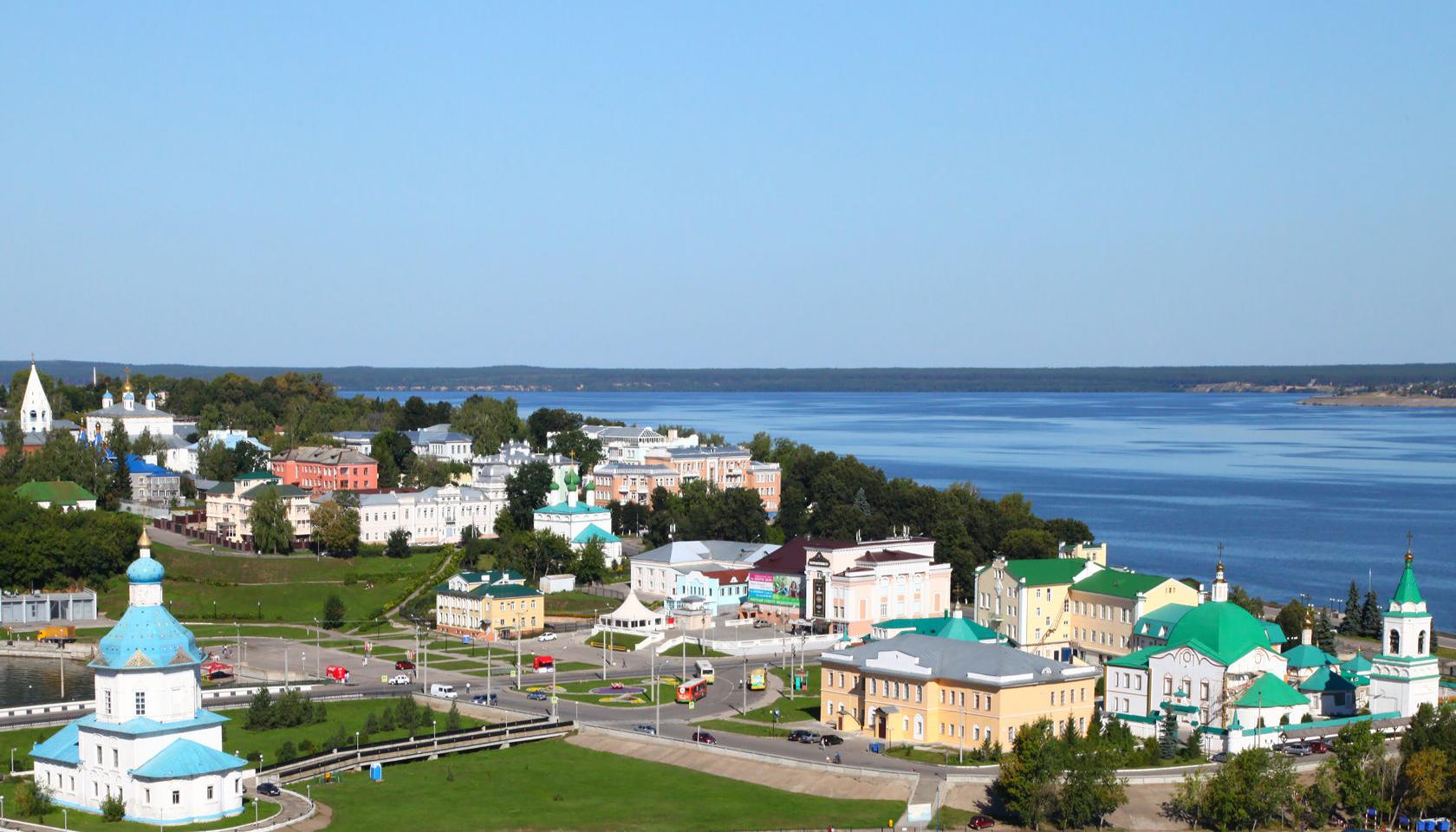 Город чебоксары достопримечательности и фото