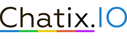Логотип Chatix