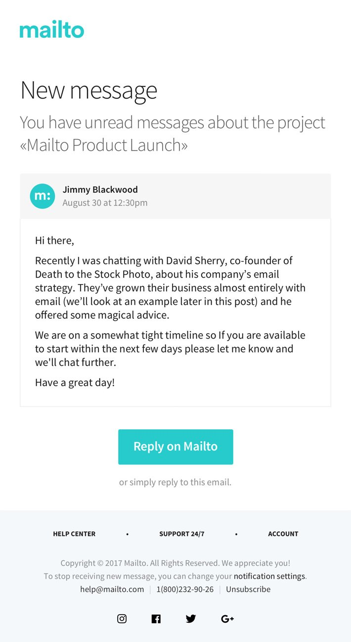 message  Html Email Newsletter Templates on