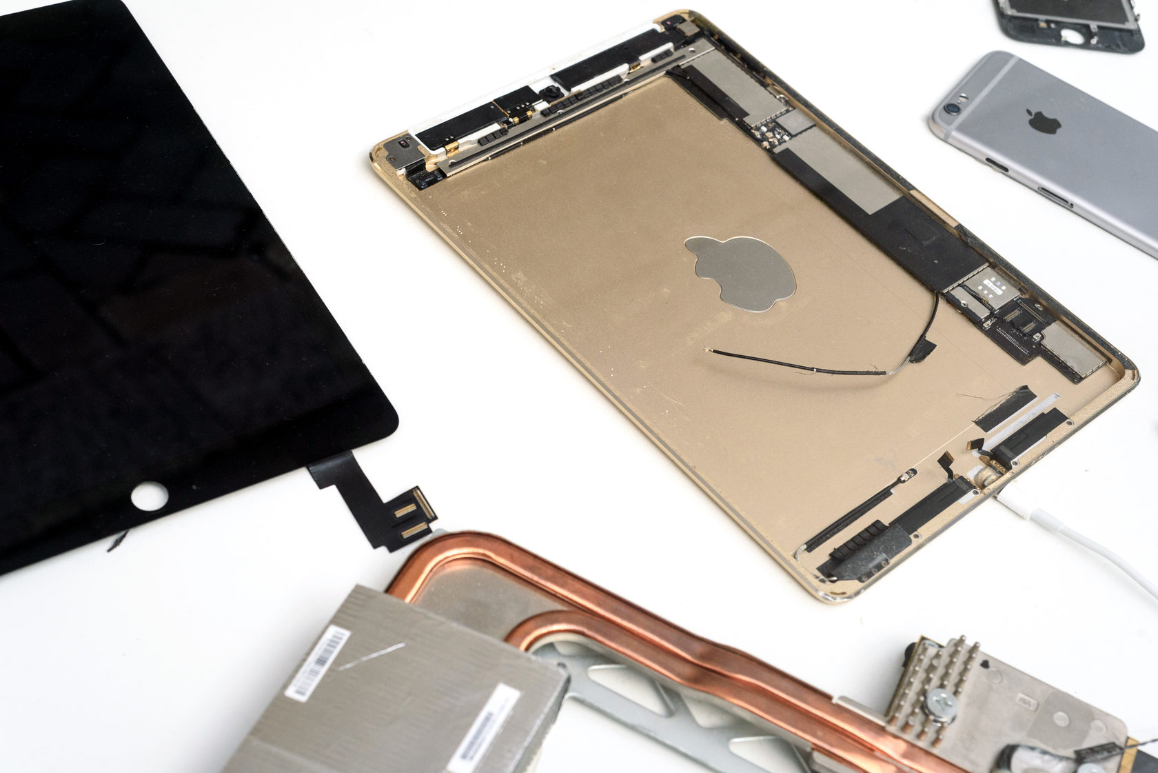 <strong>iPad repair with a lifetime warranty</strong> in Boca Raton