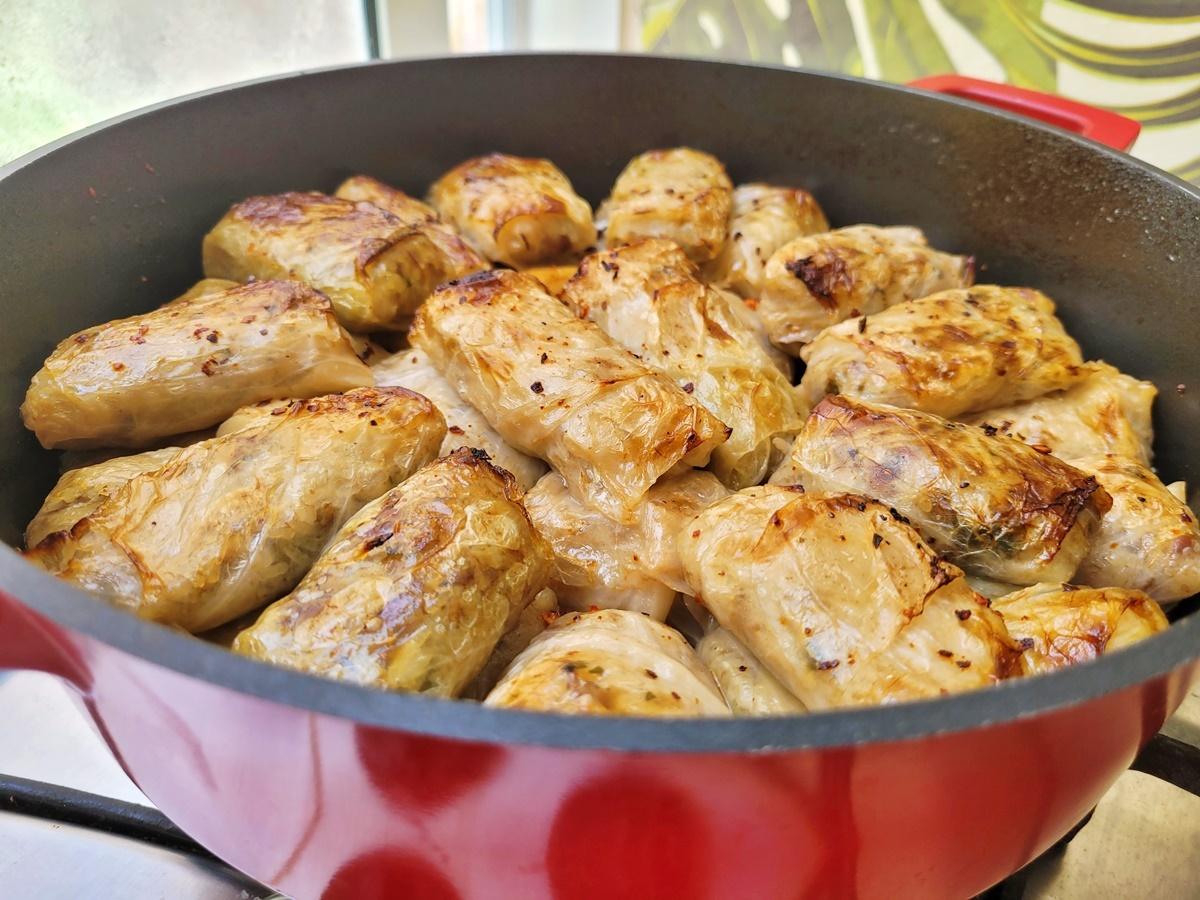 Голуубцы - оригинальный рецепт для настоящих гурманов. Блог Вкусный Израиль.