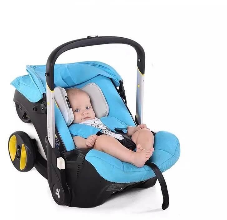 Коляска-автокресло FooFoo Vinng 3в1_ детская коляска-трансформер - Foo Foo — детская коляска-автолюлька