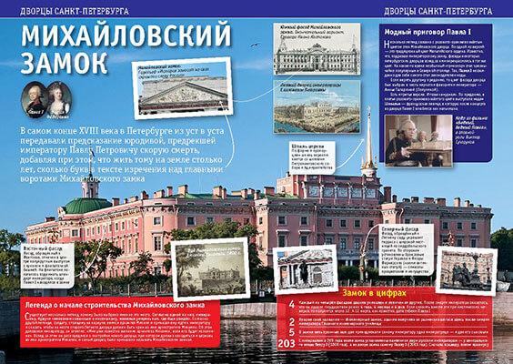 Михайловский замок. История