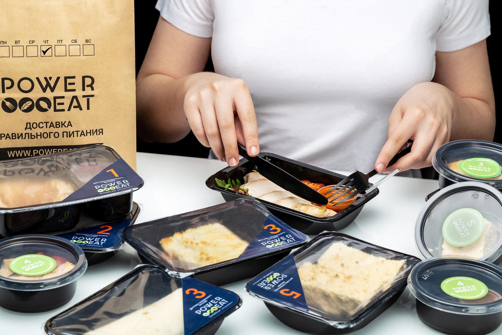 купить еду с доставкой для похудения