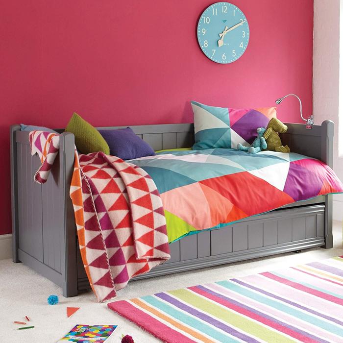 размер детской кроватки стандартный