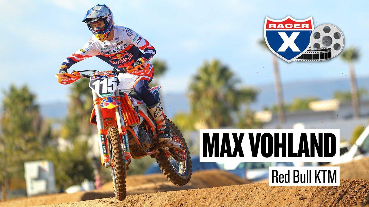 Видео: Макс Воланд о предстоящем сезоне, тренировках, мотоцикле и многом другом