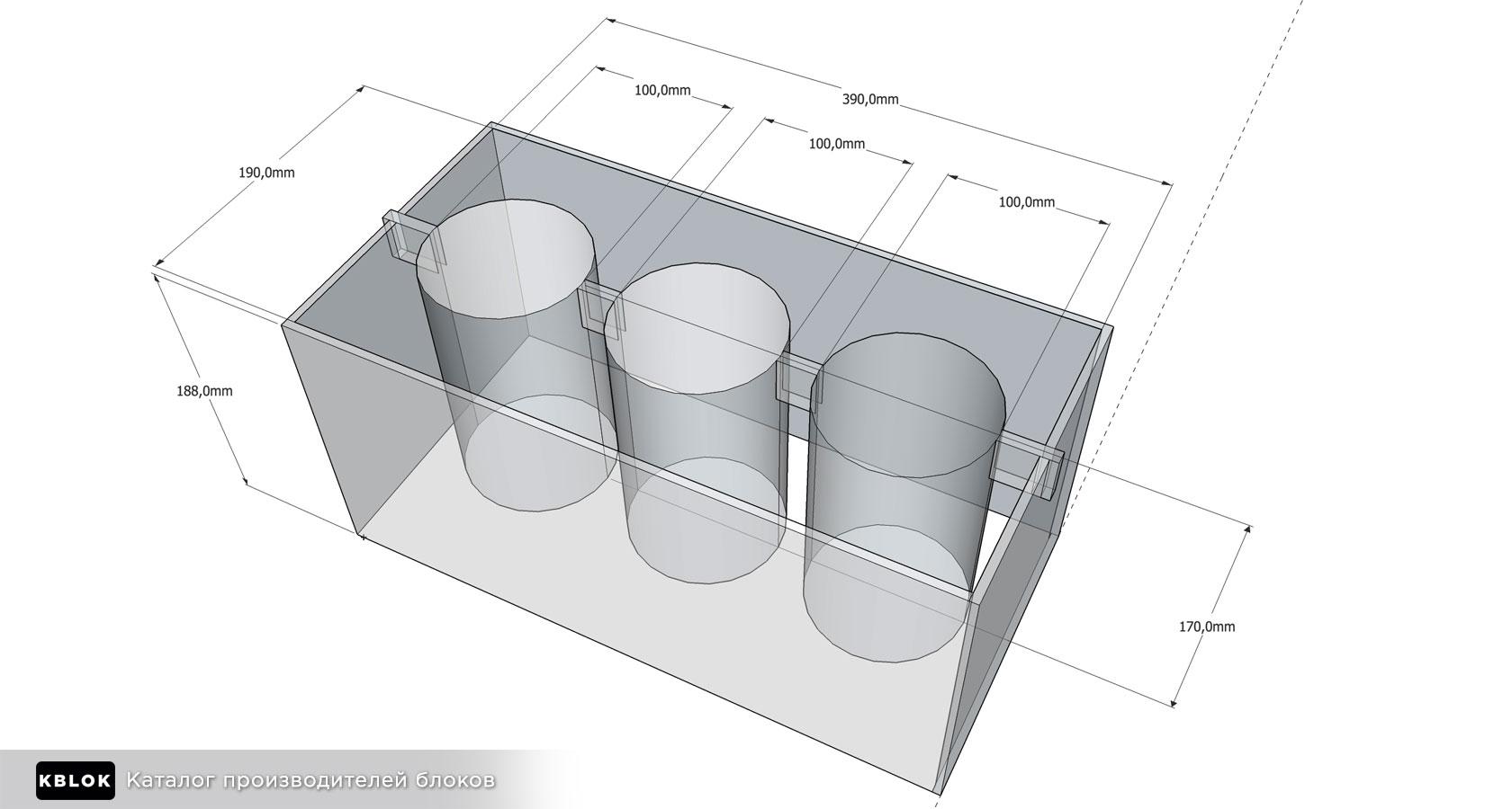 Блоки своими руками чертежи фото 492
