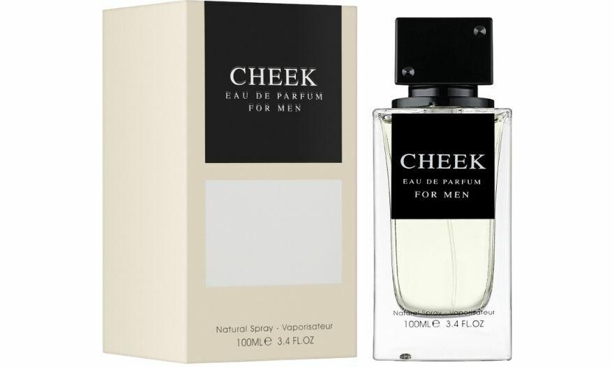 Cheek by Fragrance World for Men - Arabian, Western and Middle East Perfumes - Muskat Gift Shop Kenya