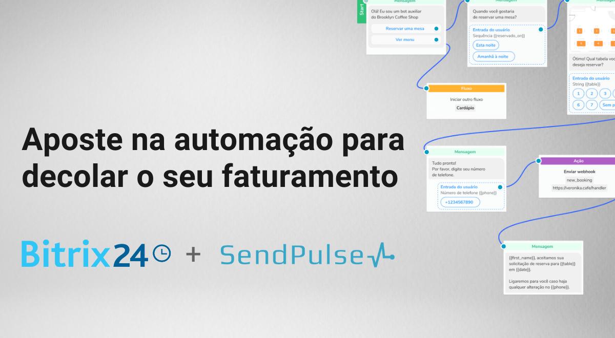 Bitrix24 + SendPulse   Bytebio