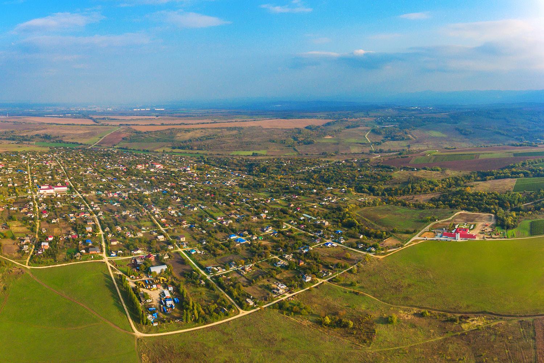 Село Молдаванское, Крымский район