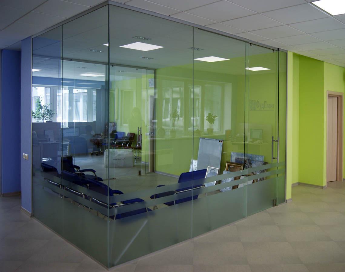 Фото стеклянные перегородки для офиса и дома