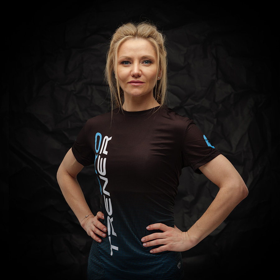 Живаева Юлия - тренер в компании PRO TRENER