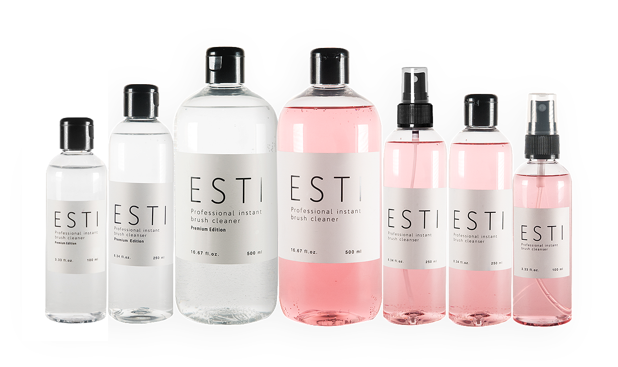 Очиститель кистей для макияжа ESTI