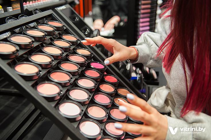 Mac косметика минск купить элизабет арден косметика где купить