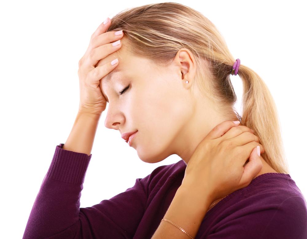 головная боль при шейном хондрозе