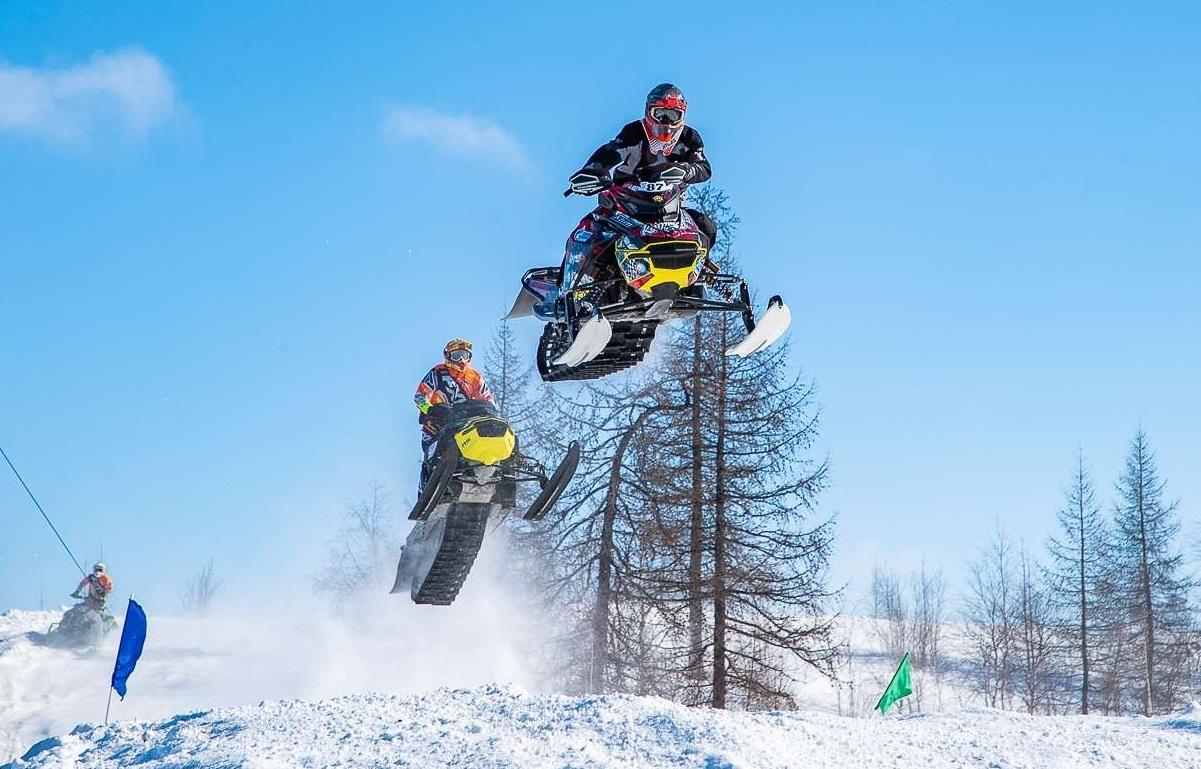 Итоги Чемпионата и Первенства России 2021 по кроссу на снегоходах и сноубайк-кросс в Кемерово