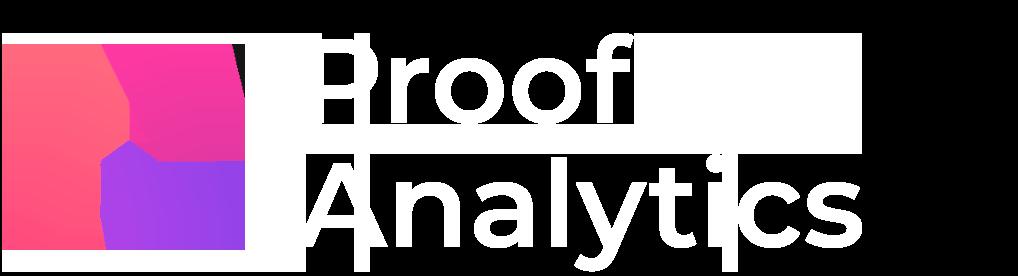Proof Analytics