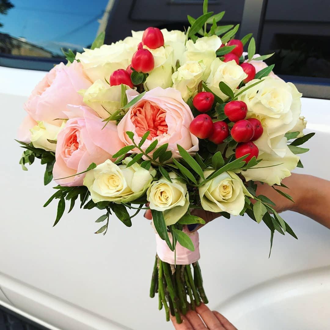 Букета, свадебные букеты ульяновске