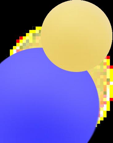 3D object 3 voor sectie communicatie