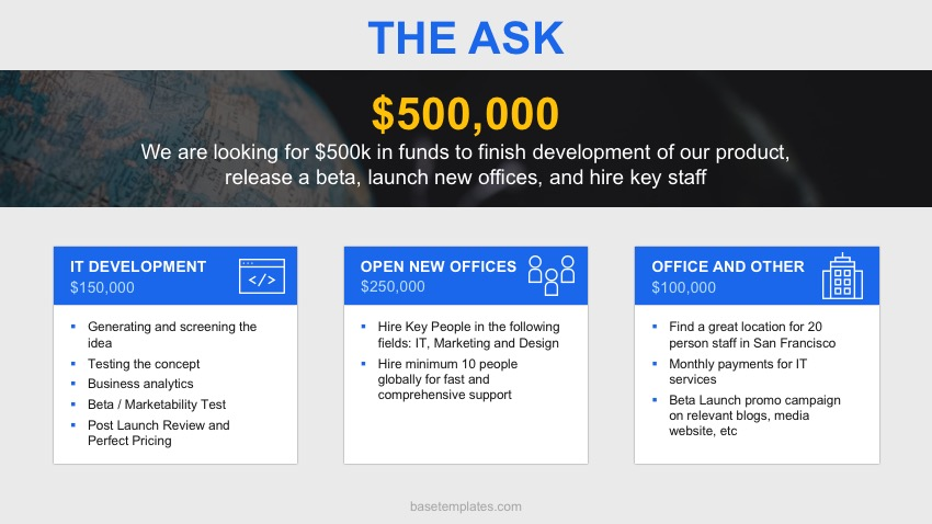 How To Design Pitch Decks For Seed Funding Basetemplates