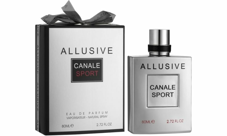 Allusive Canale Sport by Fragrance World - Arabian, Western and Middle East Perfumes - Muskat Gift Shop Kenya