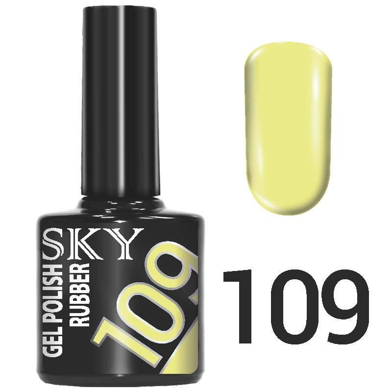 Sky gel №109