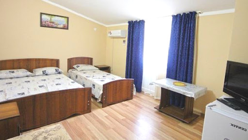 Трехместный номер в гостевом доме Византия, Лермонтово