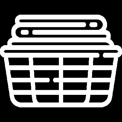 Мы забираем ваше белье в удобное для вас время и везем стирать в прачечную