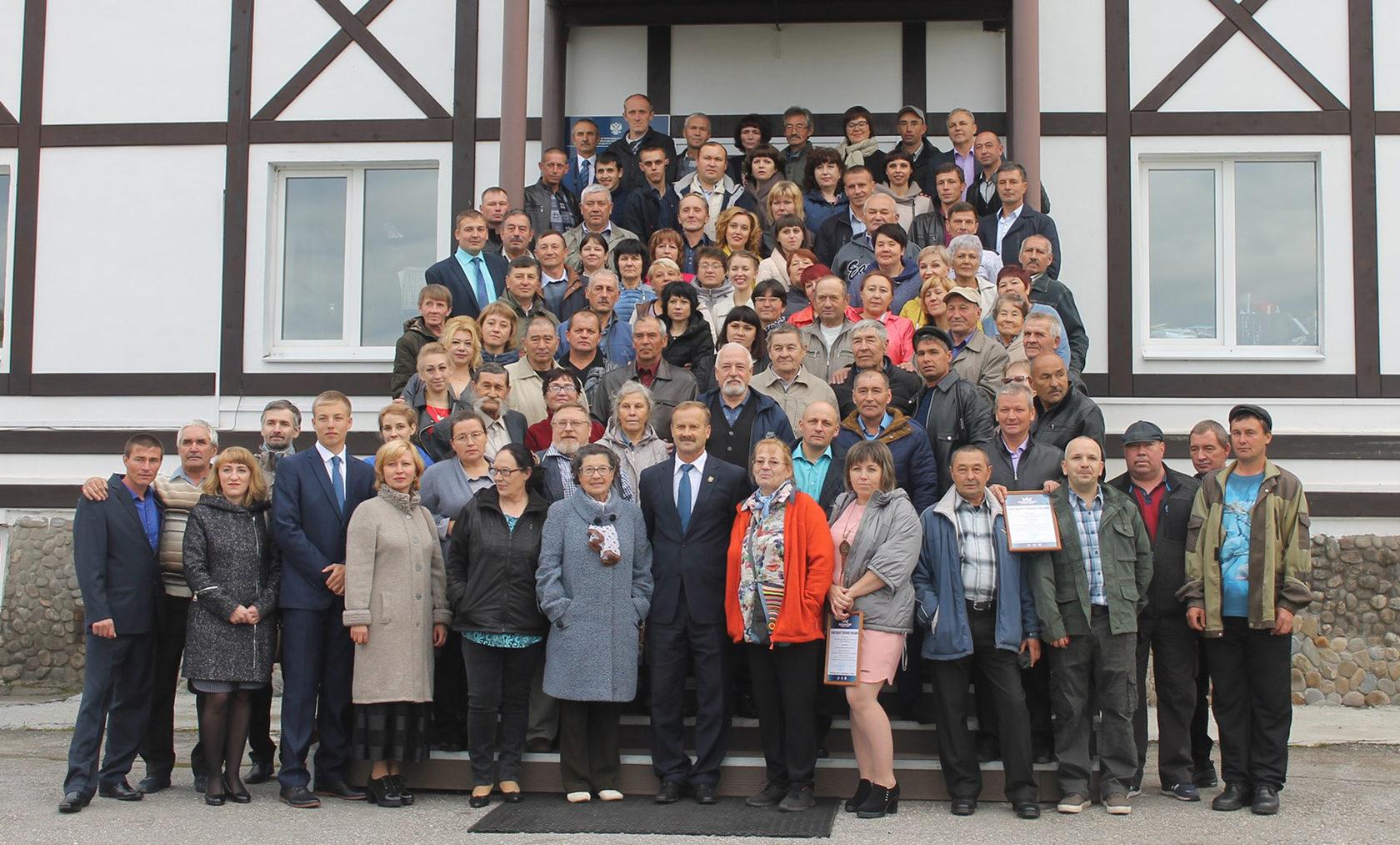 Коллектив Байкальского заповедника