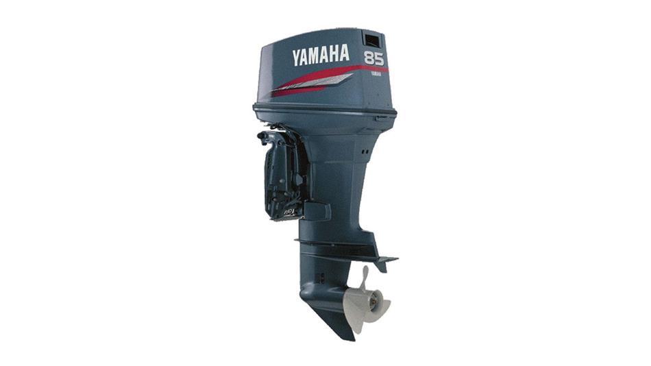 Yamaha 85AETL 85 л.с.