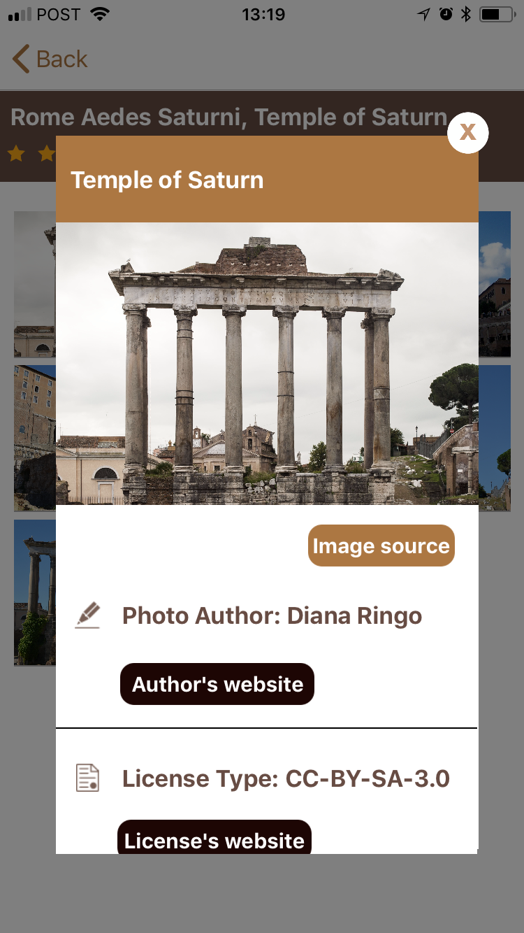 Time Travel Rome - History travel app about Ancient Rome