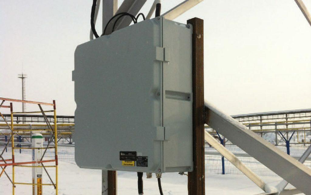 LMS communication box