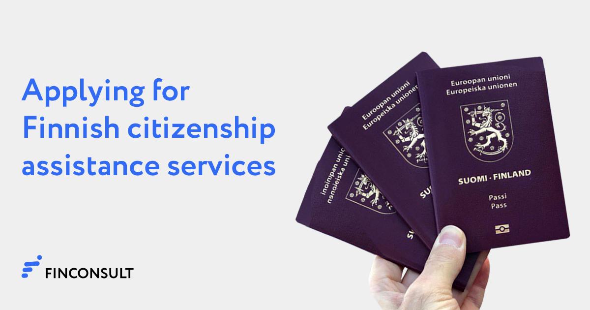 Citizenship Finland