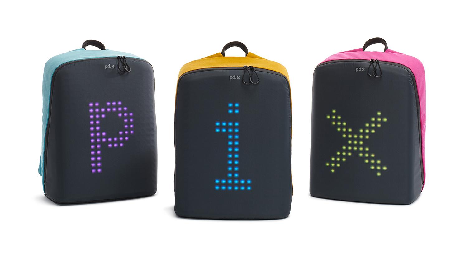 Цифровой рюкзак Pix в Новокуйбышевске