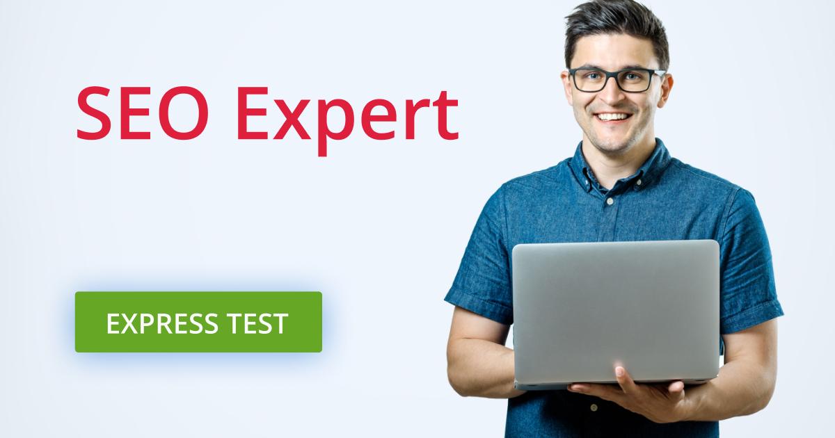 Copy of SEO Expert. Сертификация SEO специалиста. RDC.center