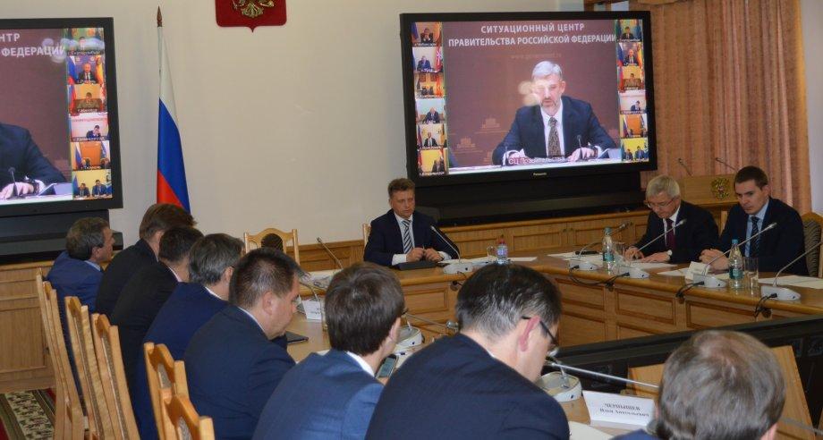 Министр транспорта отметил, что ответственность за срыв сроков заключения контрактов понесут конкретные должностные лица (фото: Росавтодор)