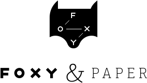 Foxy and Paper