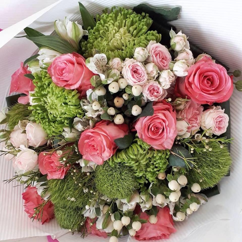 Заказ цветов онлайн доставим букет в любую точку
