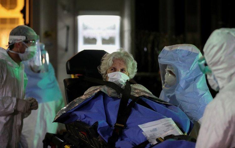 новости про коронавирус в Аргентине