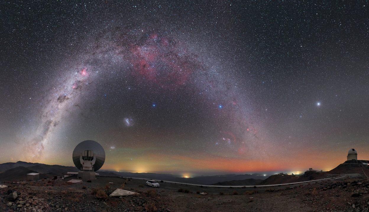 некоторое вид из земли галактика фото нас принять