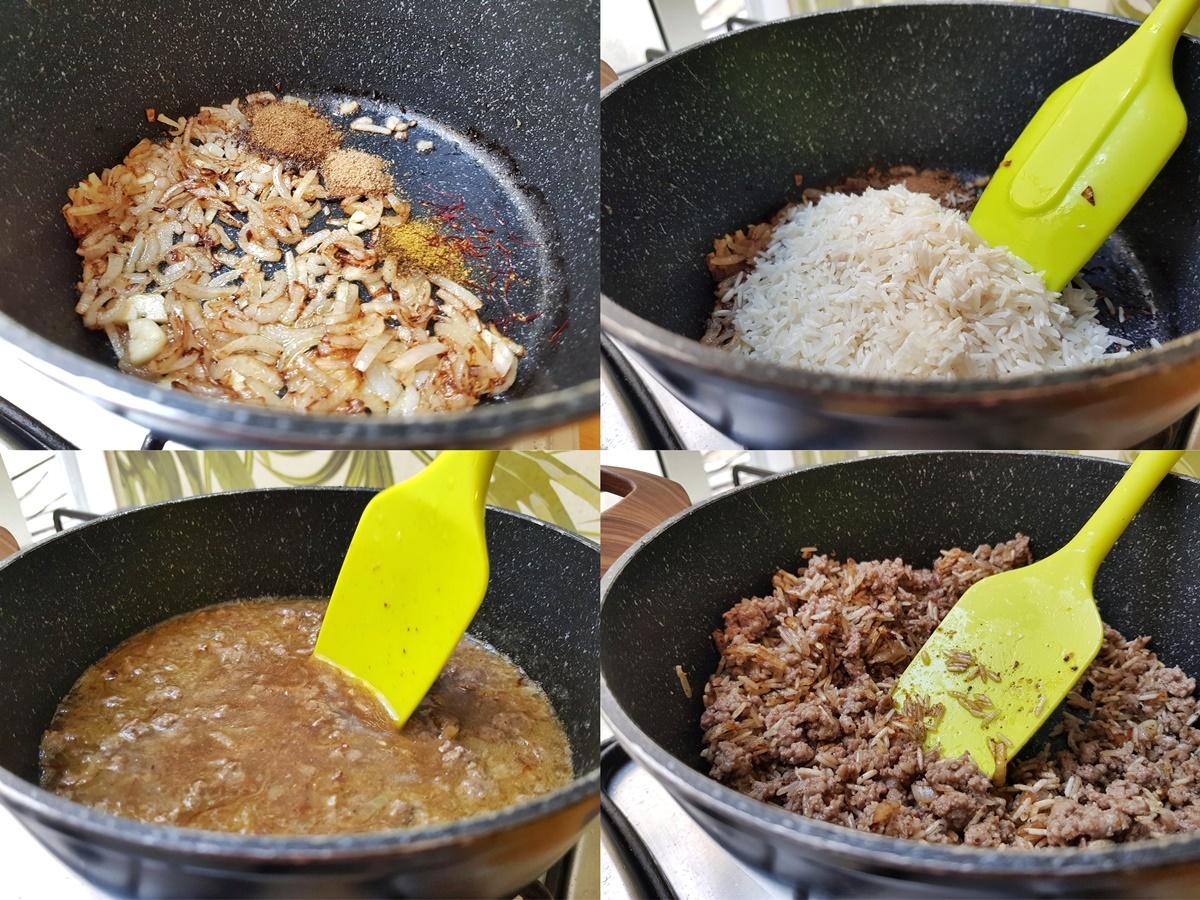 Рис с мясом и восточными специями. Вкусный Израиль.