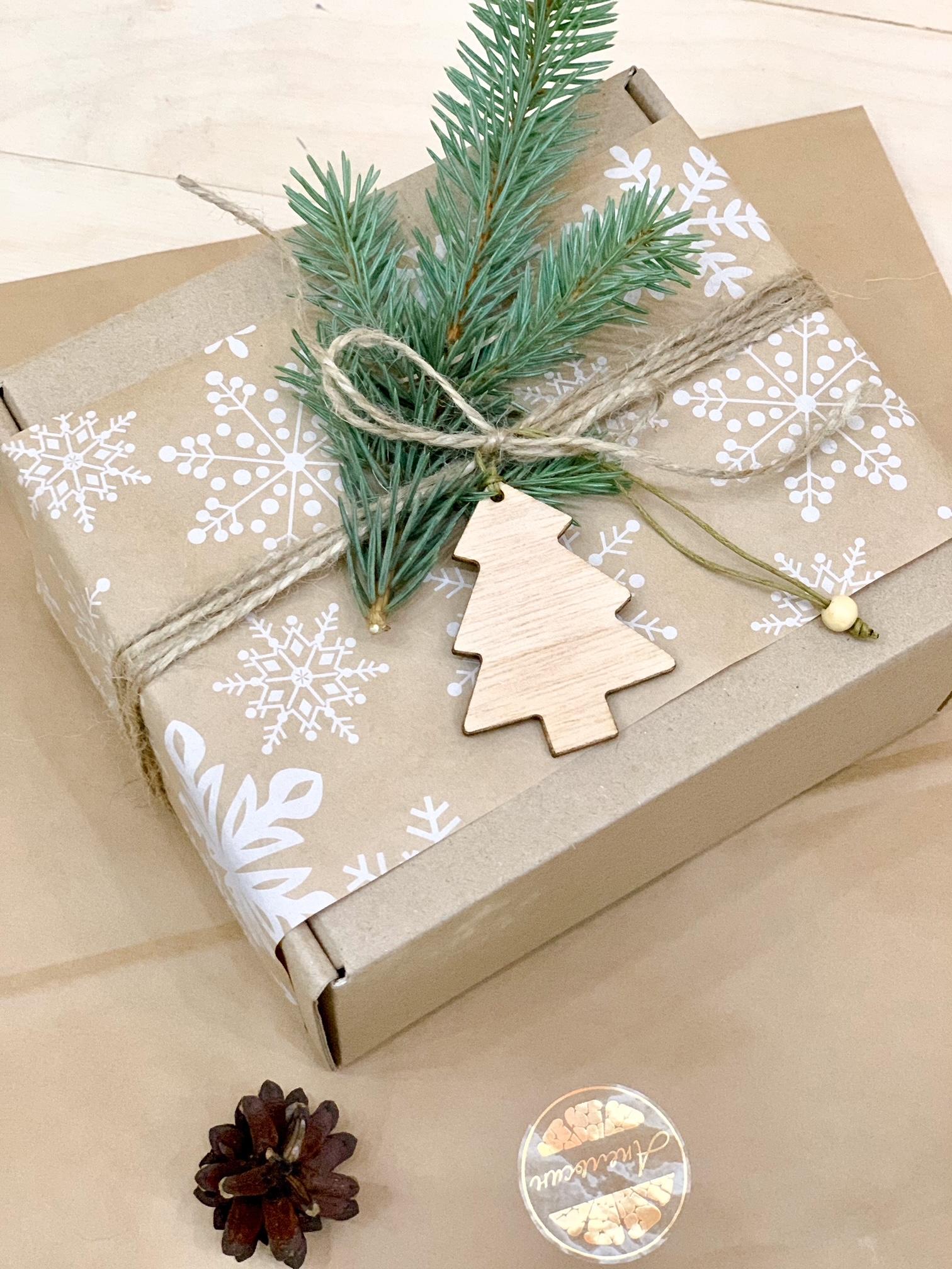 корпоративные новогодние подарки с доставкой