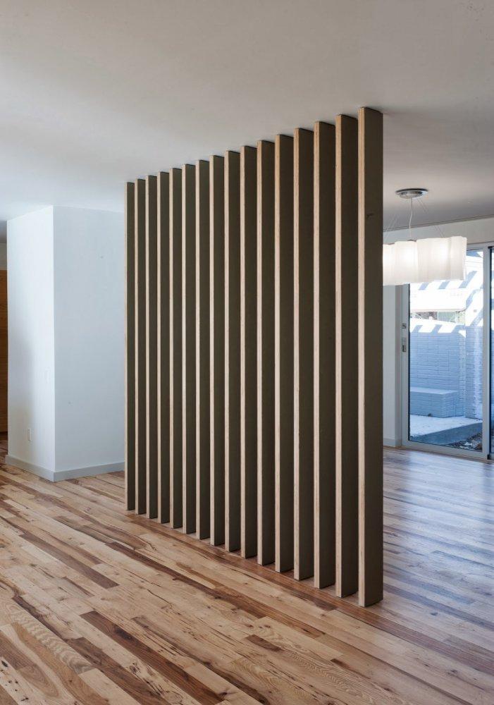 Как зонировать комнату в квартире?