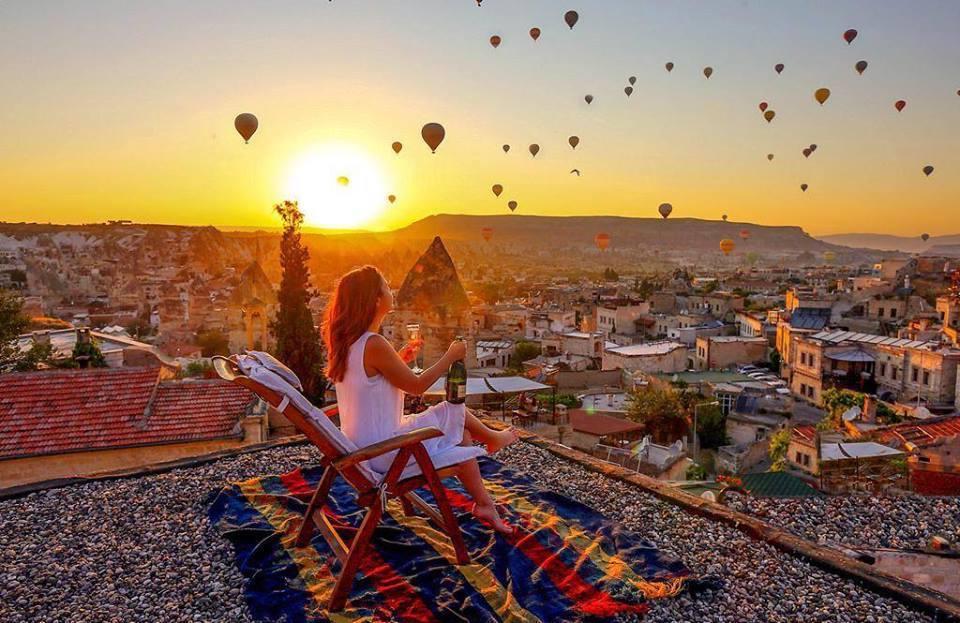 Фототур в Каппадокию, Турция