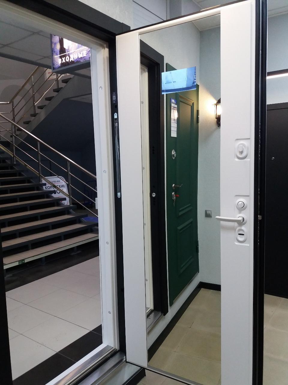 купить входную дверь с терморазрывом в москве