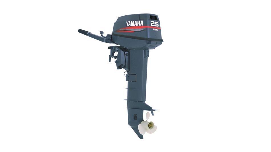 Yamaha 25BWCS 25 л.с.