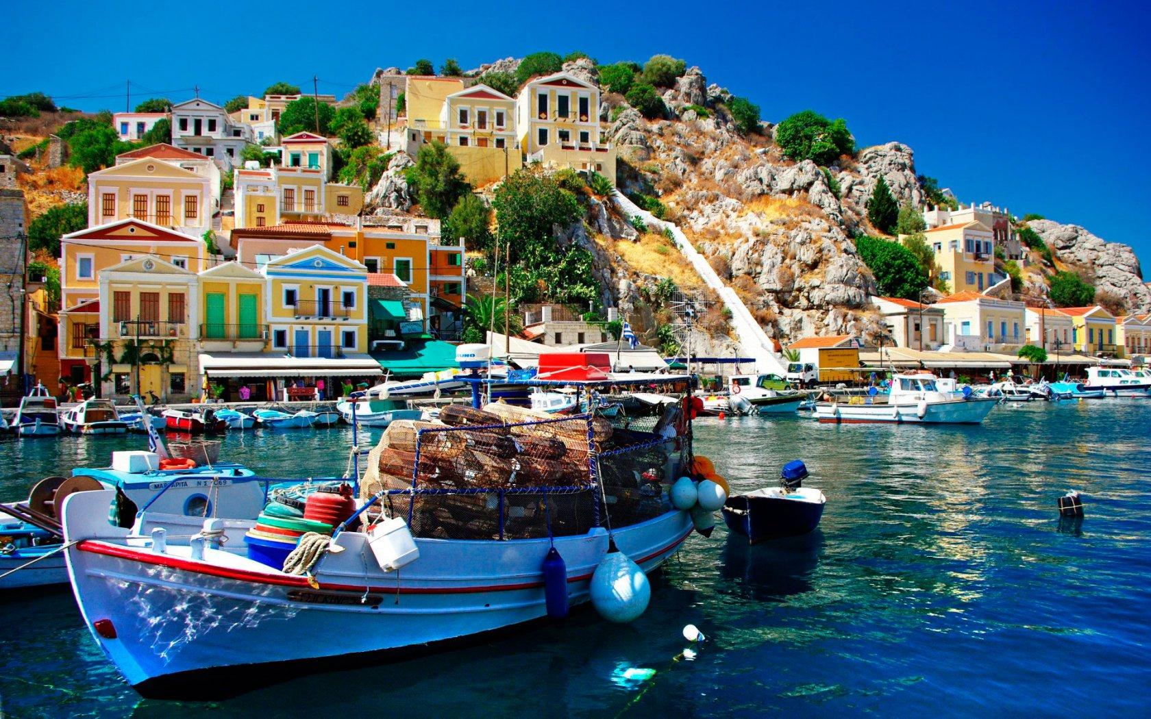 Изображение Греции для путешествия и психологической программы в Греции